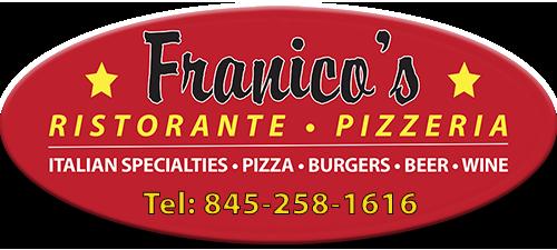 Franicos Ristorante Pizzeria Logo